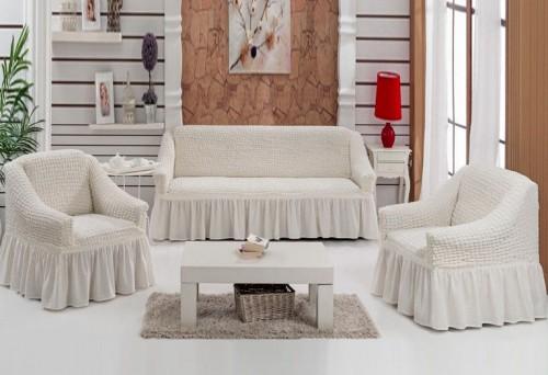 Набор чехлов для дивана и кресел
