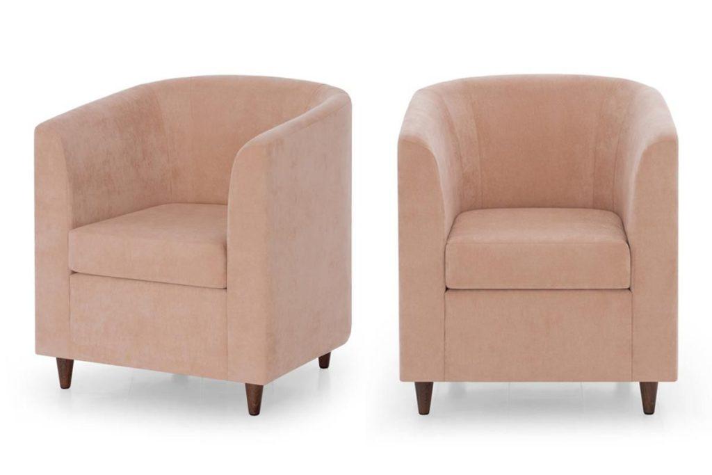Небольшие удобные кресла