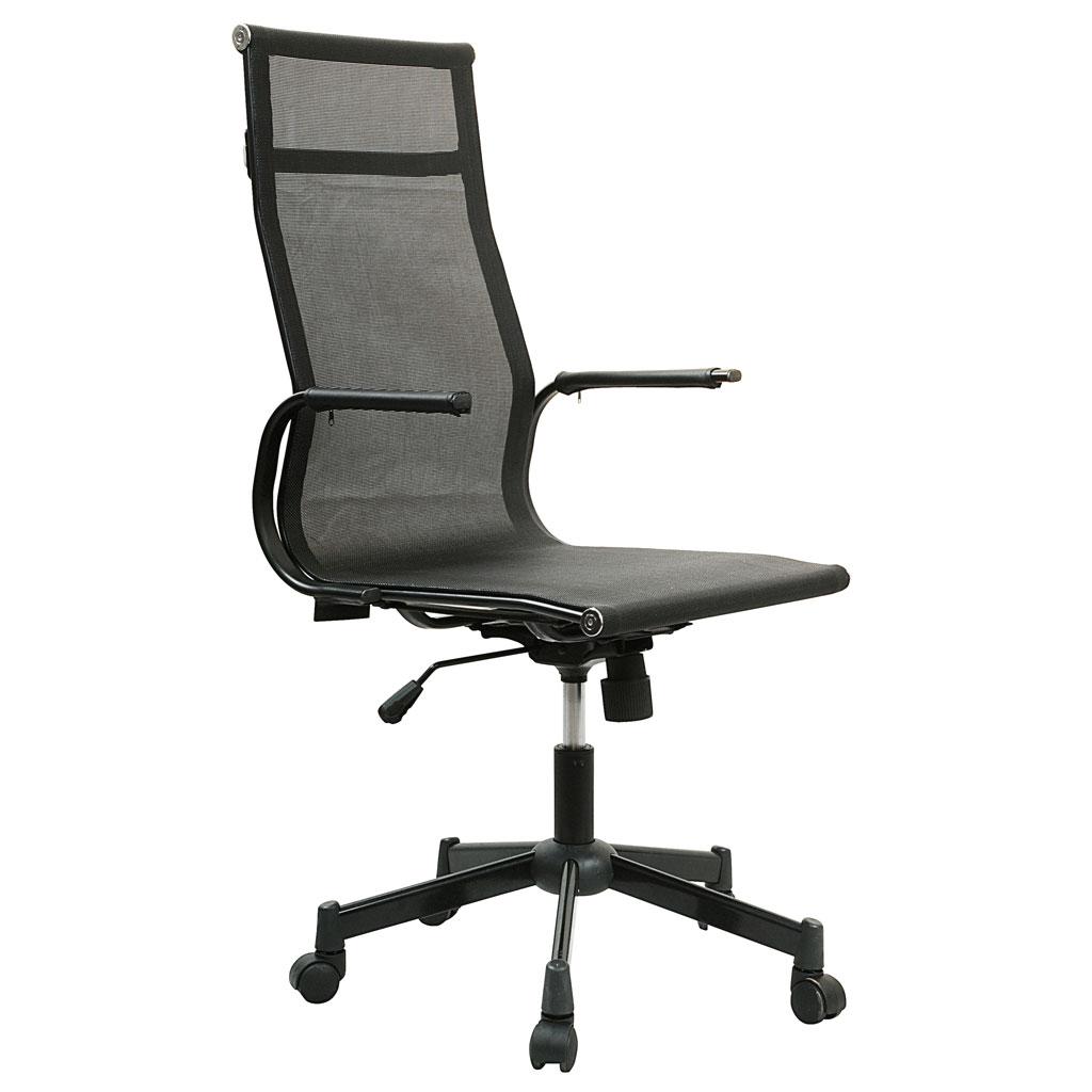 Офисное кресло из сетки
