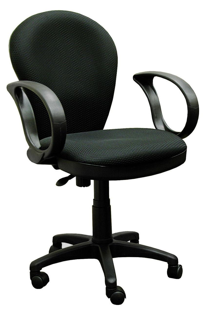 Офисное кресло текстильное