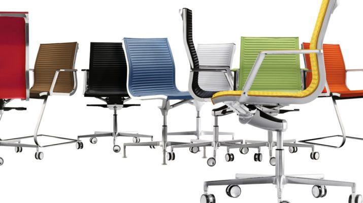 Офисные кресла для вашего персонала