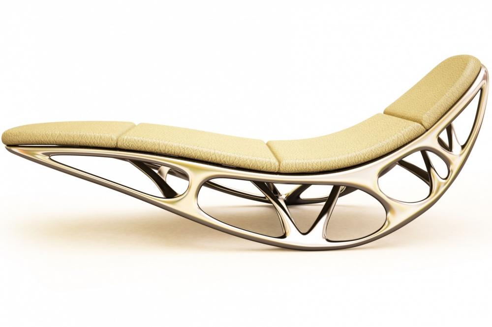 Современное кресло кушетка