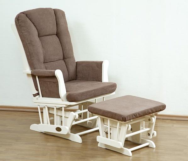 Стационарное кресло с ножками для кормления