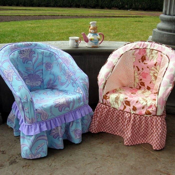 Удобные чехлы на кресла