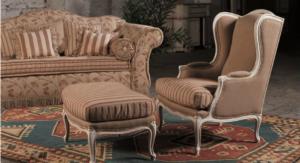 Вольтеровское кресло для отдыха