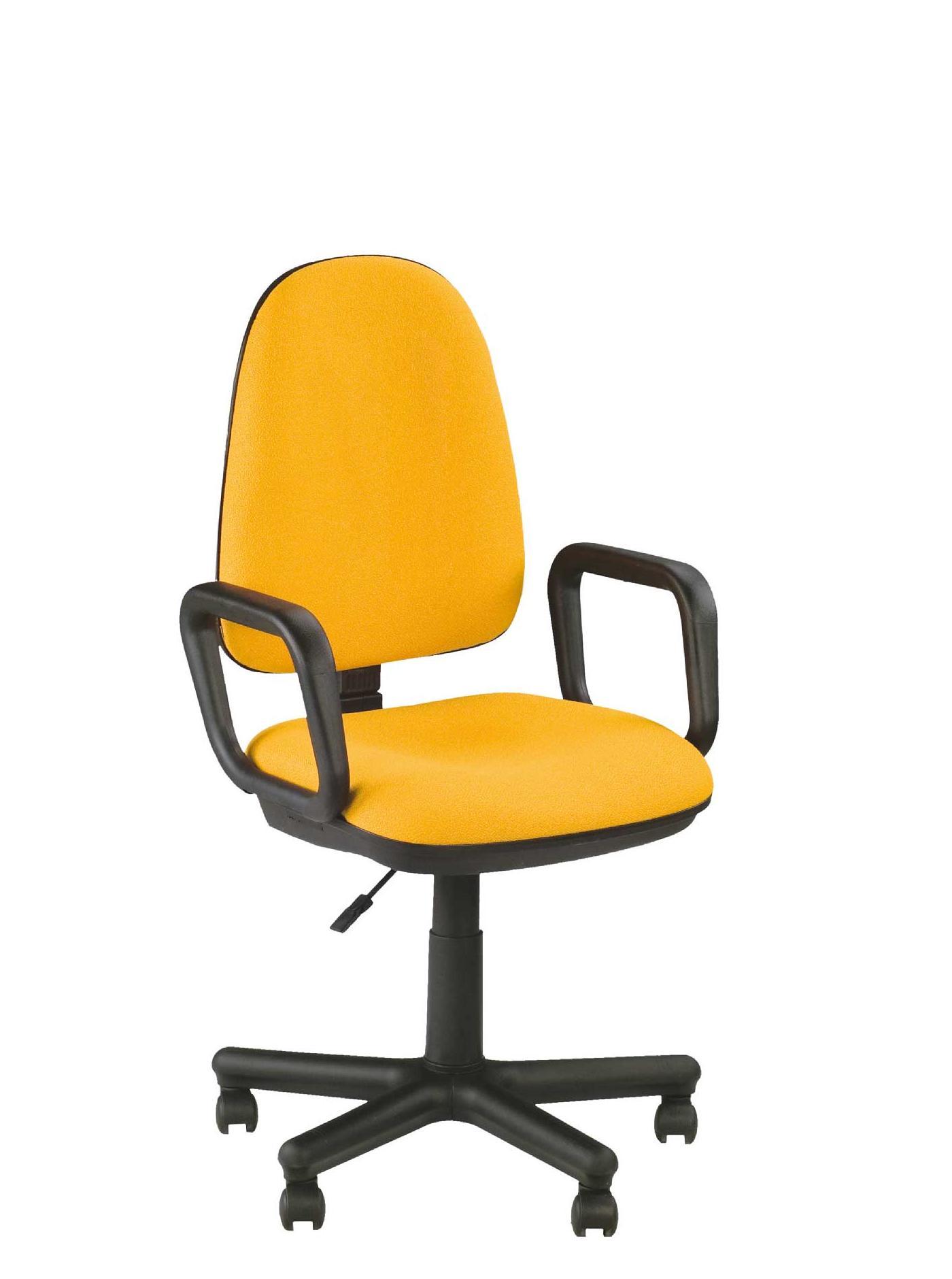Яркое кресло для персонала