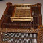 Бамбук для изготовления кресла