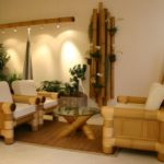 Бамбуковые кресла для обустройства дома