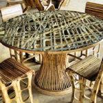 Бамбуковые кресла для дома