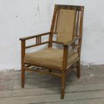 Дубовое кресло в стиле модерн