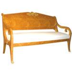 Элитное березовое кресло