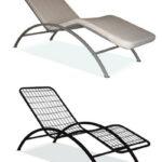Функциональное кресло созданное из металла