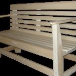 Использование липы для изготовления кресла