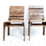 Использование подднов для создания практичного кресла