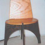 Как использовать ламинат для изготовления кресла