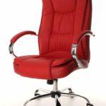 Как подобрать оттенок красного цвета для кресла