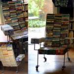 Как создать своими руками кресло на основе книг