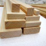 Как выбрать брус для изготовления кресла