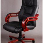 Как выбрать дизайн черного кресла