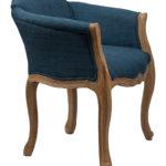 Как выбрать красивое кресло, созданное в синем цвете