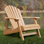 Классическое деревянное кресло