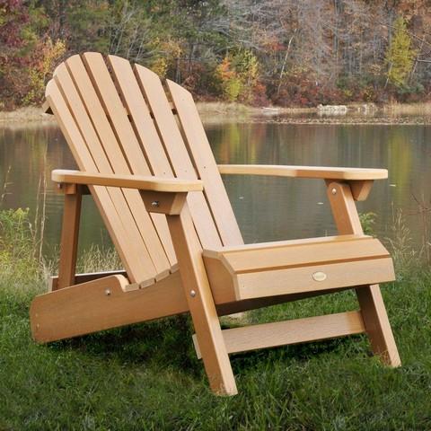 Кресло дачное деревянное своими руками