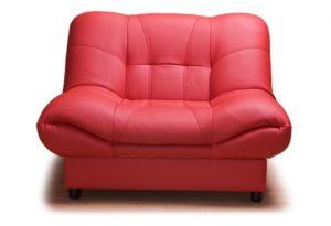 Красный цвет для создания кресла