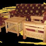 Кресла для дома на основе сосны