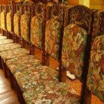 Кресла ручной работы на основе лиственницы
