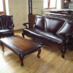 Кресла, созданные на основе практичной березы