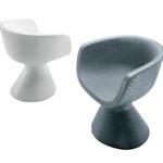 Кресло для обустройства дома на основе пластика