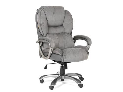 Кресло для руководителя велюр