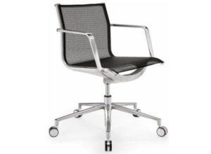 Кресло из алюминия для руководителя