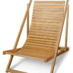 Кресло из березы для дома