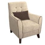 Кресло из бруса для дома