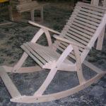 Кресло из липы, созданное своими руками
