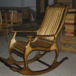 Кресло, изготовленные из ламината
