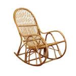 Кресло, изготовленное из лозы