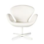 Кресло-лебедь для обустройства