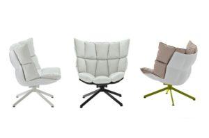 Кресло на алюминиевом каркасе