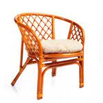Кресло на основе бамбука