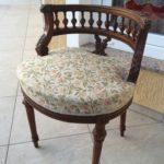 Кресло на основе ореха