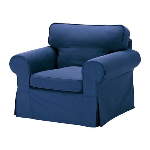 Кресло, выполненное в синем цвете