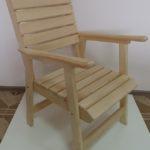 Липовое кресло
