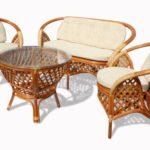 Лозовые кресла, созданные для дома