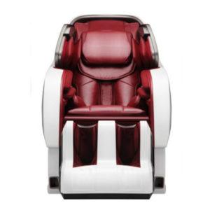Массажное практичное кресло бордового кресла
