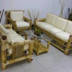 Мебель на основе бамбука