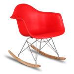 Миниатюрное пластиковое кресло
