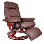Многофункциональное кресло коричневого цвета