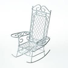 Модель кресла из металла